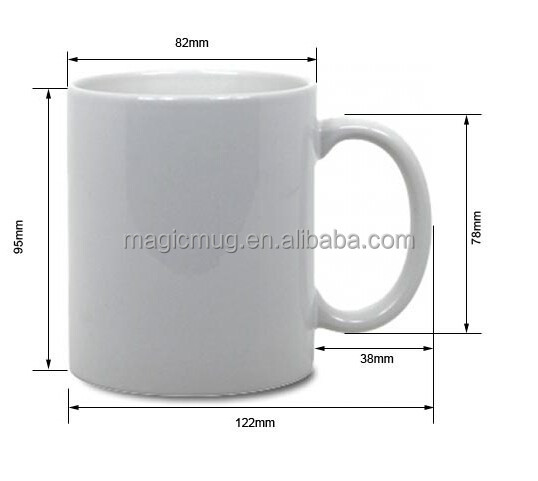 Custom Cheap 11 Oz Mug Dimensions Buy 11 Oz Mug