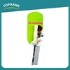 Personalized dog grooming products soft stainless steel dog hair comb