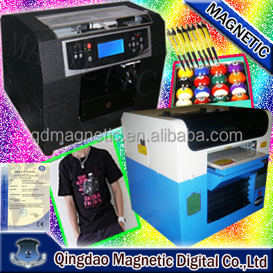 2014 high quality magnetic inkjet economical oem a4 printer