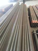 BS1139 standard scaffolding black steel pipes