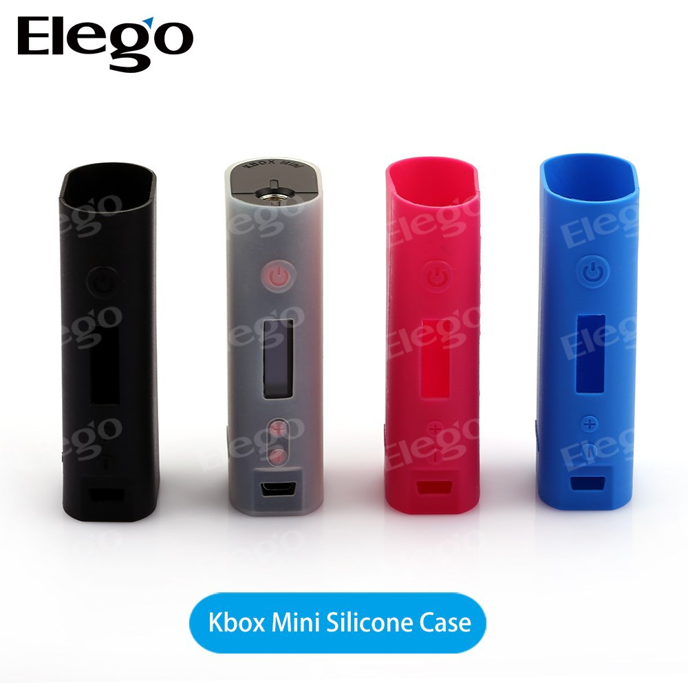 Kangertech Offer Kanger Subox Mini Silicone Case/ Kanger Kbox VS Subtank Mini Bell Cap