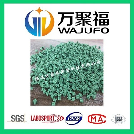2016 artificial turf granule rubber sport floor