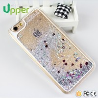 Bling bling quicksand hard cover glitter case for samsung galaxy s4 mini i9190