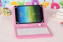 PU leather 12 inch tablet keyboard case for Samsung P900