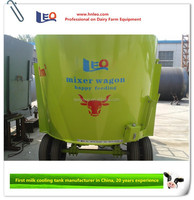 World famous TMR Feeds Mixer / Vertical Mixer Wagons/fodder mixer
