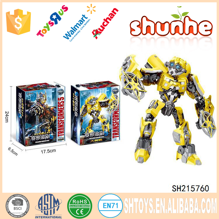 wholesale model transform robot toy for Kids
