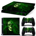 Wholesale Waterproof PVC Decals Cover Vinyl Stciker for PS4 Games Console
