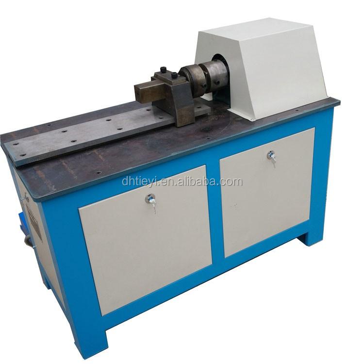 metal twisting machine