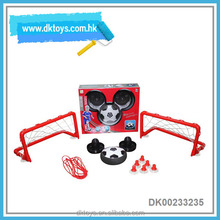 Play A Football Game With 11CM B/O Hover Football Goal set