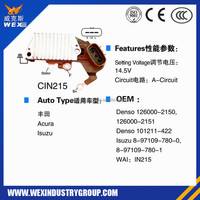 alternator voltage regulator / Transpo:IN215