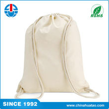 Fugang Wholesale Eco Friendly Custom Small Cotton Drawstring Bag Dust Bags