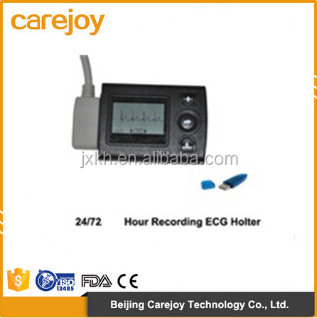 CE&ISO approved ECG Holter monitor recorder System cardiac compatible Del Mar DMS CardioScan Century 3000