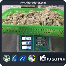 Top quality hot sale seafood salted alaska pollock fillet bits