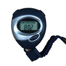 High quality digital sports stopwatch timer for running