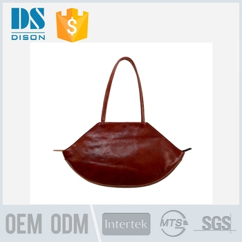 hot-selling newest stylish pure leather famous brand fancy designer handbag