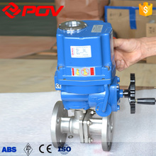 Explosion-proof Multifunction automatic drain flange ball valve