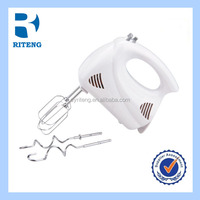 household electric plastic low noise low power hand mixer three mixing egg beater