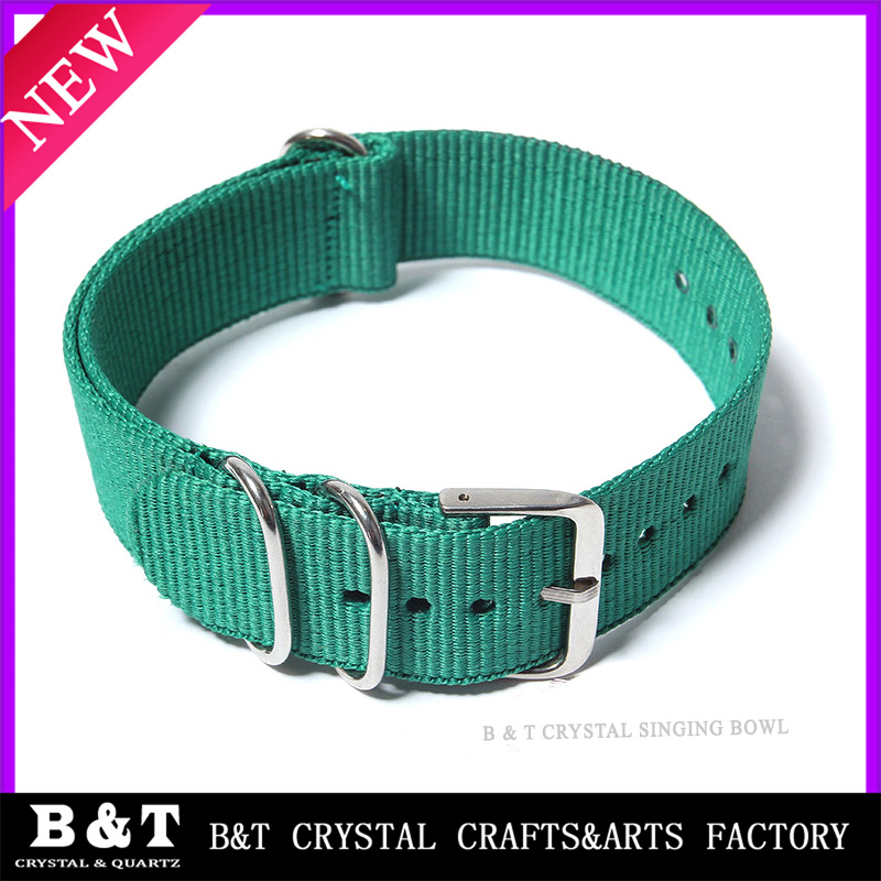 Wholesale NATO Watch Band 4 Rings 20mm Nylon Fabric Strap
