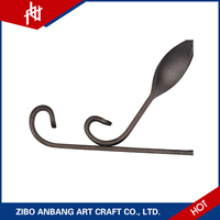 window design cast grill iron for cast bell parts