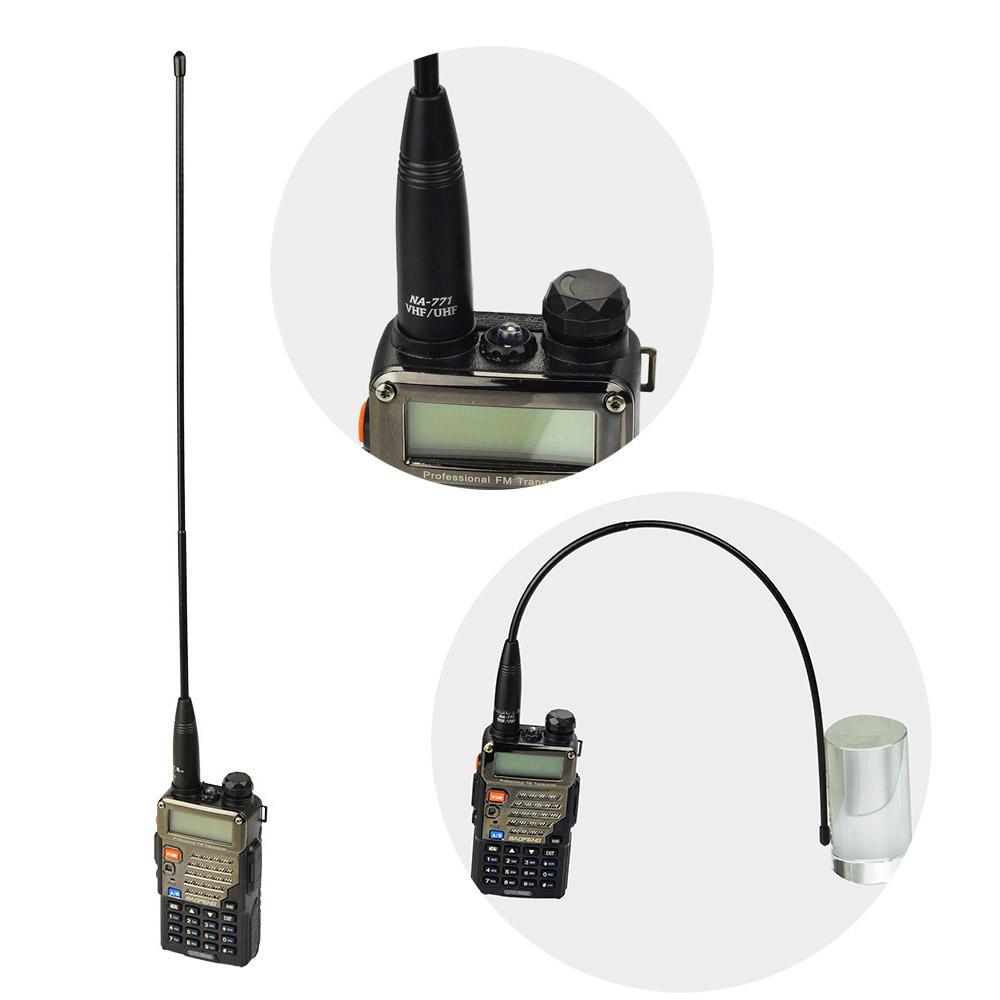 peitsche antenne 15 6 vhf uhf 144 430 mhz sma buchse. Black Bedroom Furniture Sets. Home Design Ideas