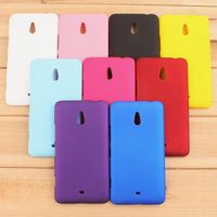 Good touch feeling rubber oil Hard back cover plastic case For nokia lumia 1020 1320 1520 X X2 XL Dual