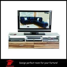 Unique Design Wood MDF Led TV Lcd TV Unit Furniture