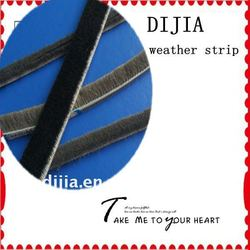 metal weather stripping/weather strip machine/shower door weather strip