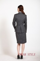Top ladies office uniform designs suits for women / Ladies business suits