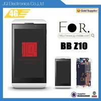 Guangzhou Electronic Market Wholesale lcd assembly with touch screen For Blackberry Z10 3G & 4G Version