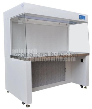 factory direct sale laminar flow clean bench and laminar flow hood with CE certified