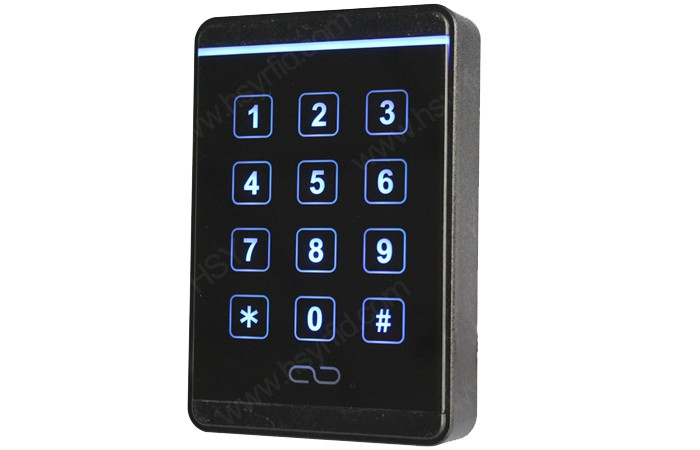 New Design Waterproof Wiegand RFID card access control proximity card readers