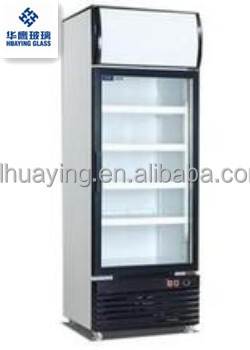 2015 latest Electric Heated Glass Door for Refrigerator