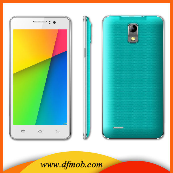 5.0 Inch QHD IPS Screen 3G GPS/Wifi MTK6572 Android 4.4 Techno Mobile Phone P7