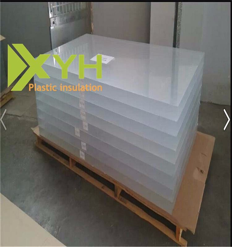 Frosted Extruded 10MM Plexiglass Acrylic PMMA Sheets