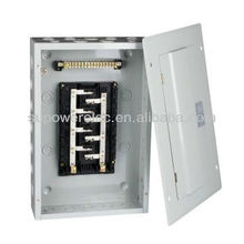 CE approved 16 way 125A Modular Enclosure Load Center