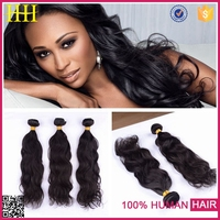 2015 New Products Factory Direct Price Natural Wave Unprocessed Wholesale 100% Virgin Brazilian Hair