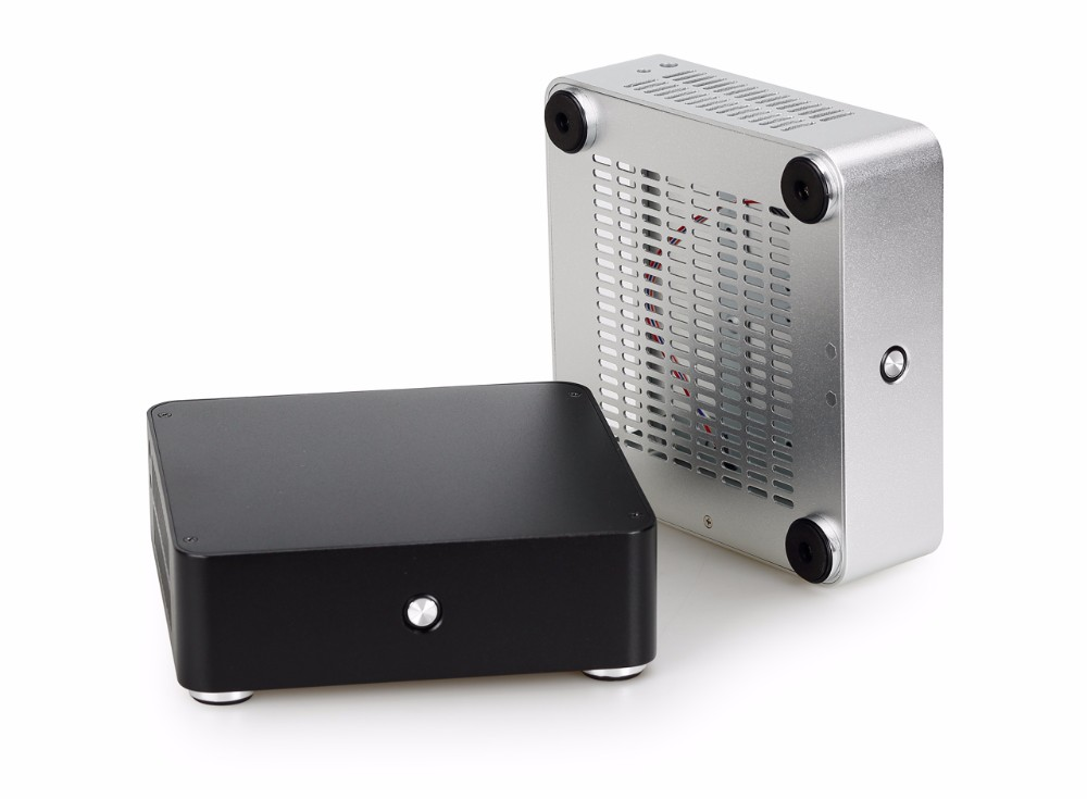 Realan E-H60 Full Aluminum Mini ITX Case