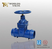 Thread connection Rising stem api 6a 4 inch gate valve