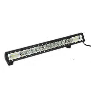 Super Quality Waterproof 360W Triple Row Led Offroad Light Bar For Trucks Atvs Auto Parts