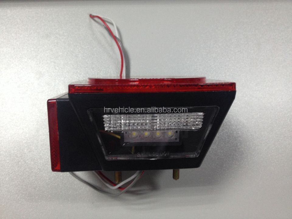Led trailer rear combination tail lamp