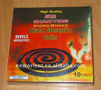 12 Hours Black Mosquito Repellent Incense Coil