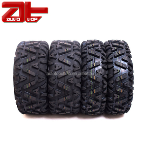 Chinese Durable Natural Rubber ATV Tire, 26x10-12 Tyres For Racing