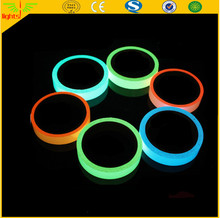 luminous night glow film / photoluminescent glow in the dark film vinyl tape