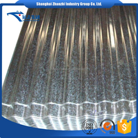 Factory Corrugated Zinc Roofing Sheets Steel