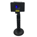 Outdoor Christmas laser light include white + RGB+ multi color star for option