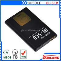 li-ion mobile phone battery for nokia 107 108 2730c N72 N91 8G 1100 1108 1110 1112 1116 1200 1208 1255 1681C 1600 1650 1680c