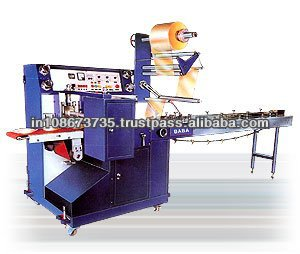 Horizontal Pillow Wrapping Machines