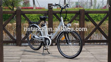 Used 26inch 250W japan electric bicycle for beautiful lady