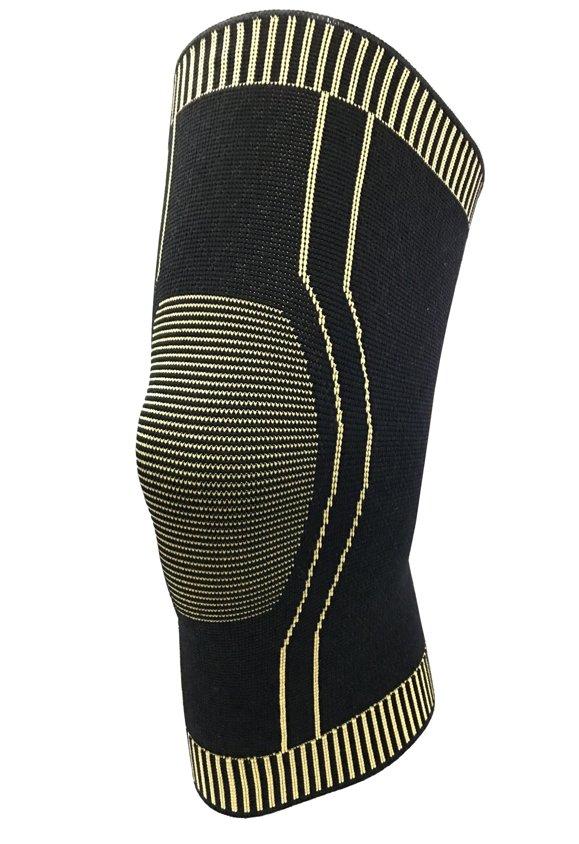hot sale copper knee compression sleeve