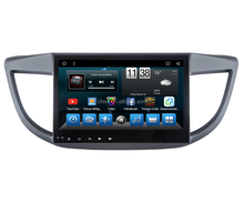 10.1'' Andriod Car DVD Player Multimedia Head Unit Navigation and Entertainment System for Honda CRV 2012 2013 2014 2015